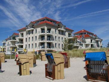 Ferienwohnung Inselblume 55 / J 2.19 Strandburg