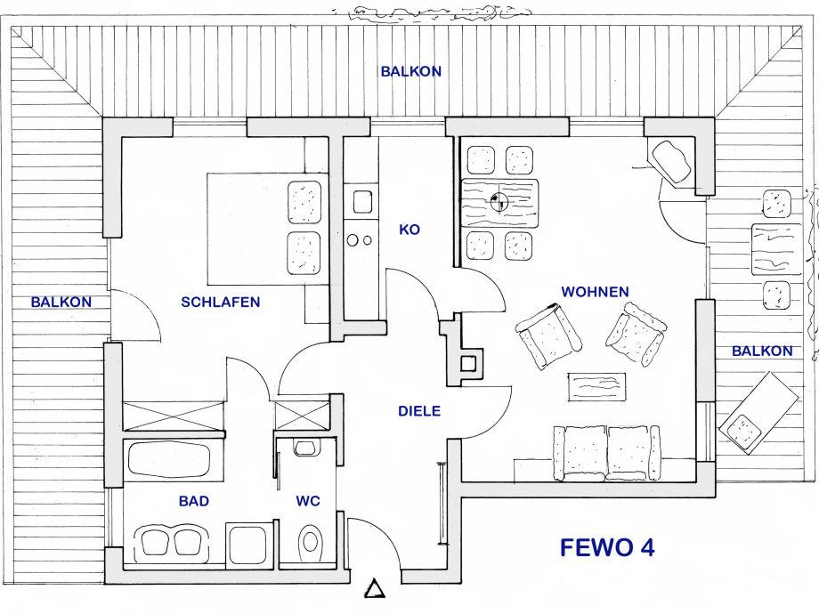 ferienwohnung nr 4 im landhaus franziskus oberbayern chiemgau kaiserwinkel firma landhaus. Black Bedroom Furniture Sets. Home Design Ideas