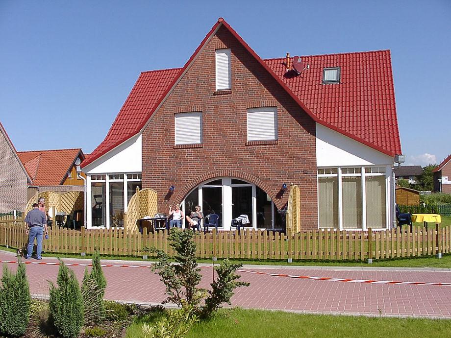Ferienhaus Nordidyll in Hooksiel