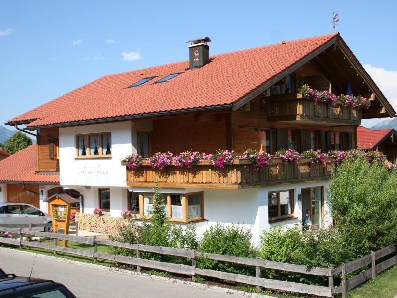 Ferienwohnung Trettach im Haus Alpenflair