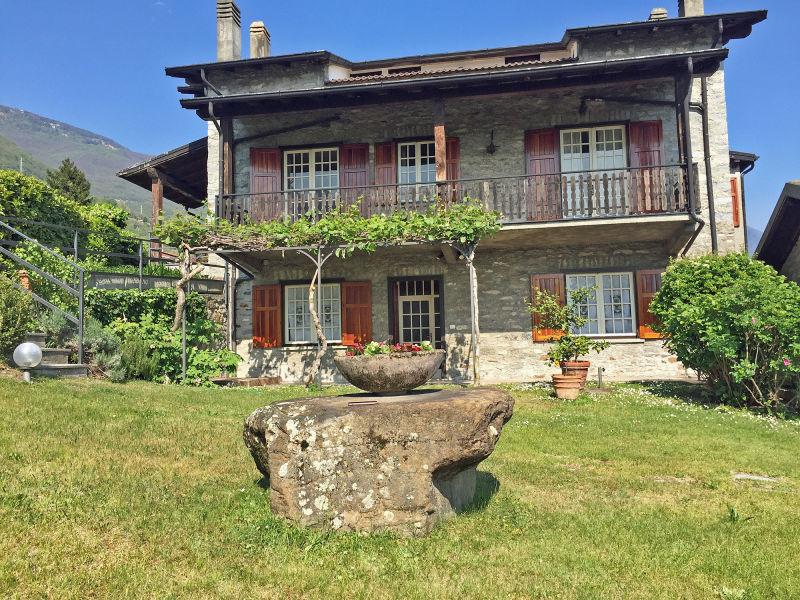 Ferienwohnung Casa Pergola