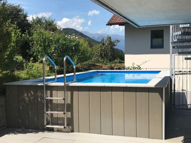 Penthouse-Ferienwohnung Innsbruck-Felseck