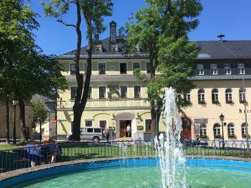 Deutscher Kaiser - Apartment 1.01 Fichtelberg