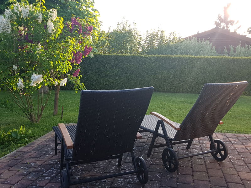 Ferienhaus Malmsteg