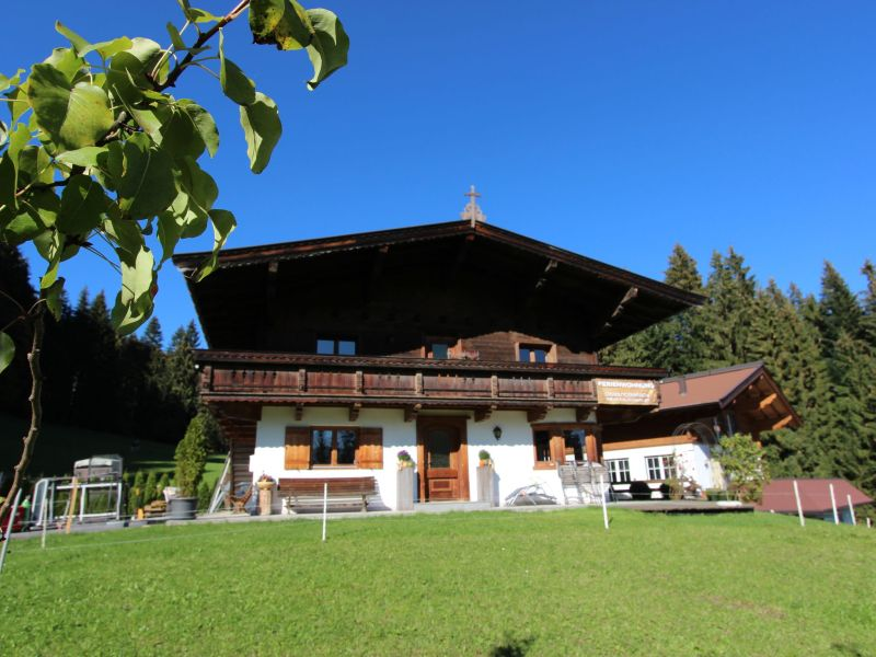 Ferienhaus Ötzalm II