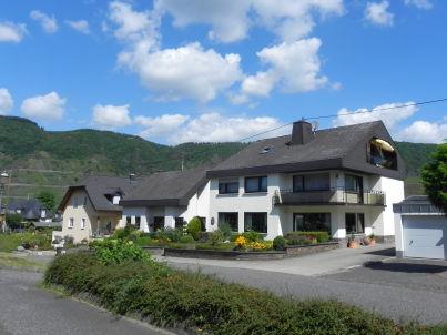 Panoramablick im Weingut Bremm