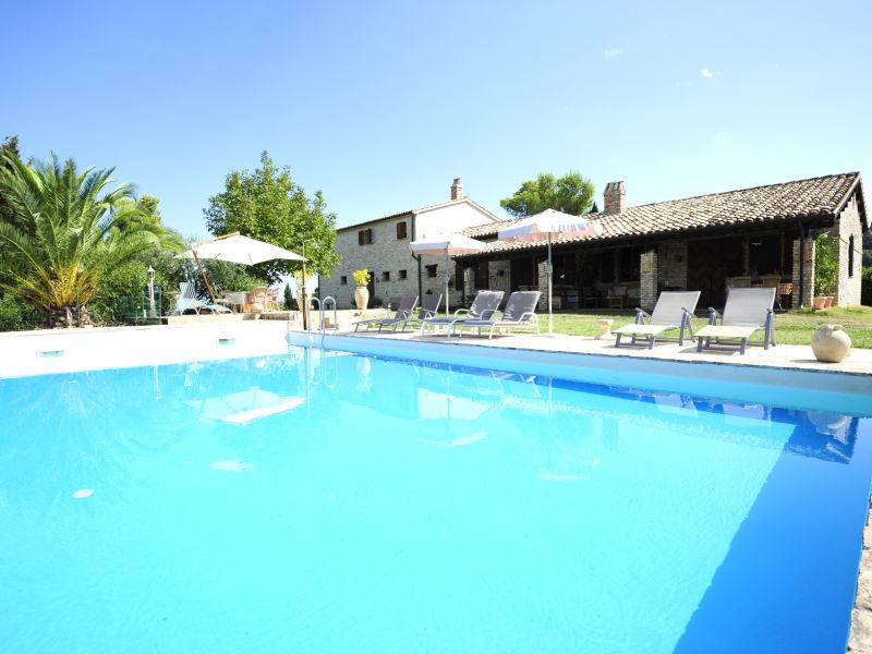Ferienhaus Casa Montepregnano 2