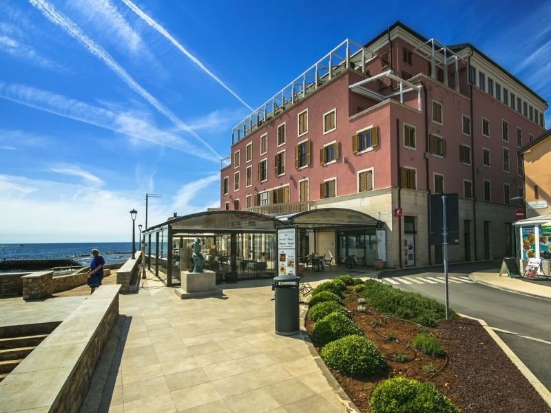 Ferienwohnung Rotonda Inn Premium am Meer