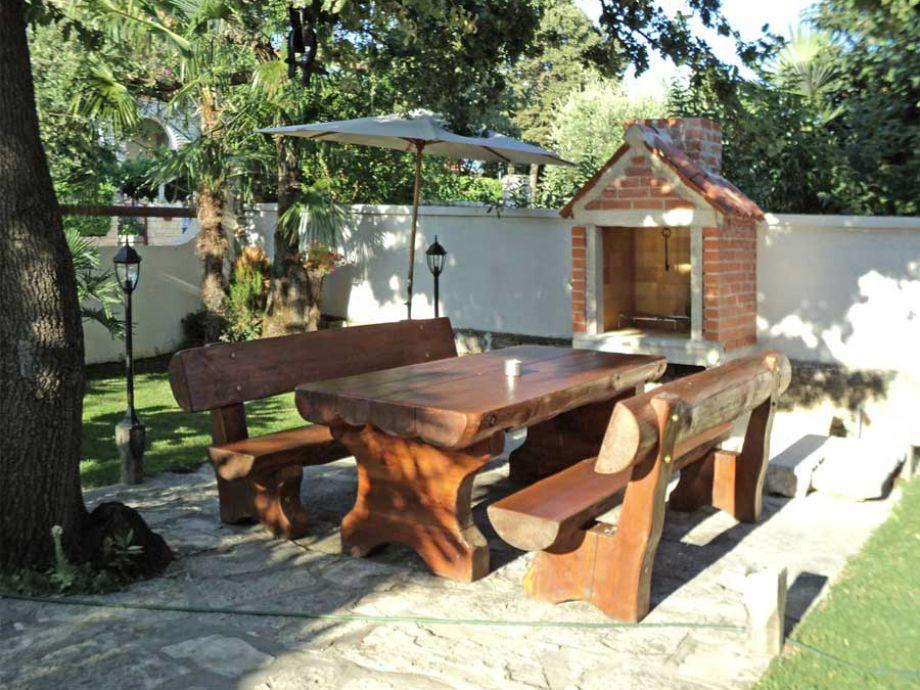 ferienwohnung sima porec istrien porec violeta s. Black Bedroom Furniture Sets. Home Design Ideas