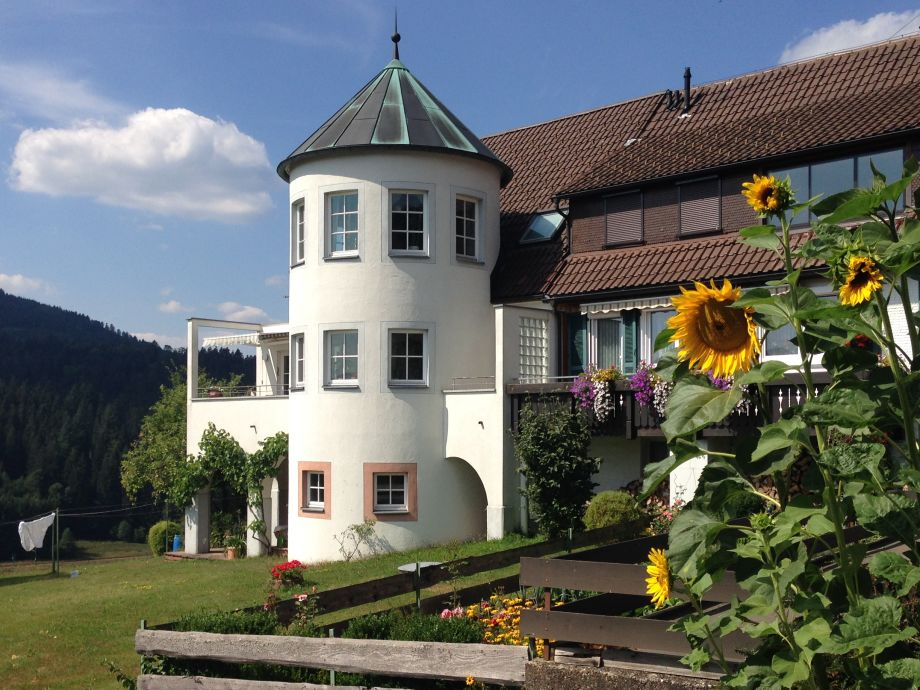 black forest tower flat