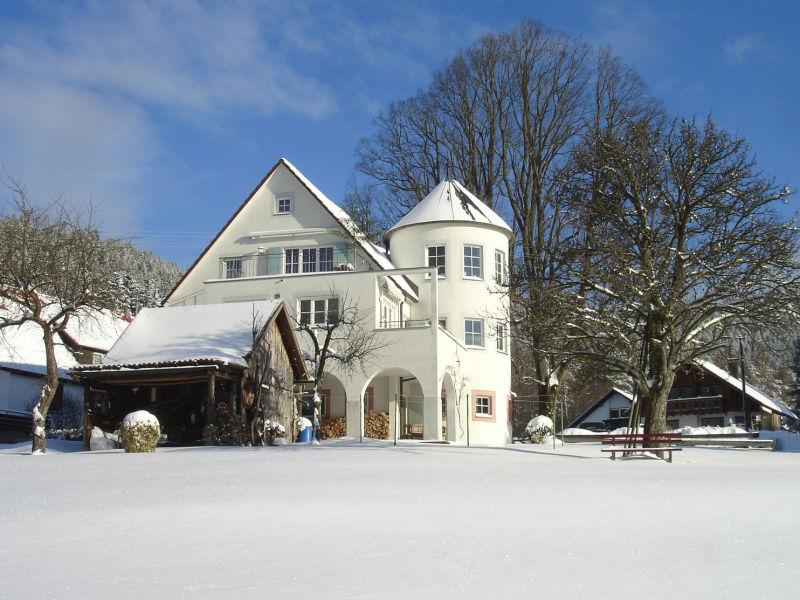 "Holiday apartment ""TurmSpitz"" in House Linde Schönegründ"