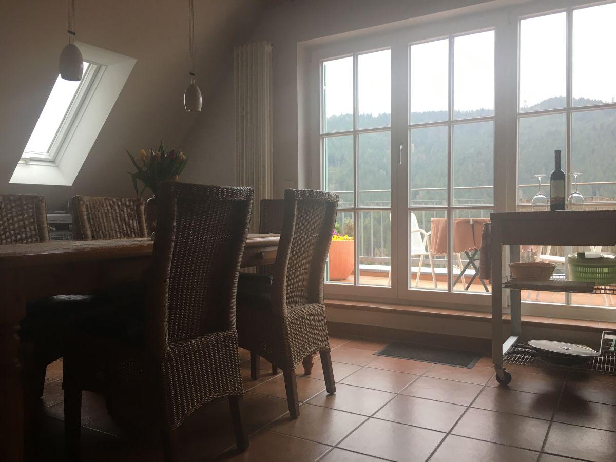 ferienwohnung turmspitz im haus linde sch negr nd schwarzwald frau ute kappler. Black Bedroom Furniture Sets. Home Design Ideas