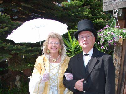 Ihr Gastgeber Claudia und Dieter Huber