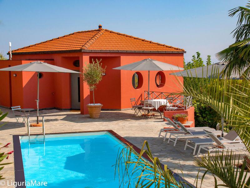 Ferienhaus Casa Rossa, Colle Lupi