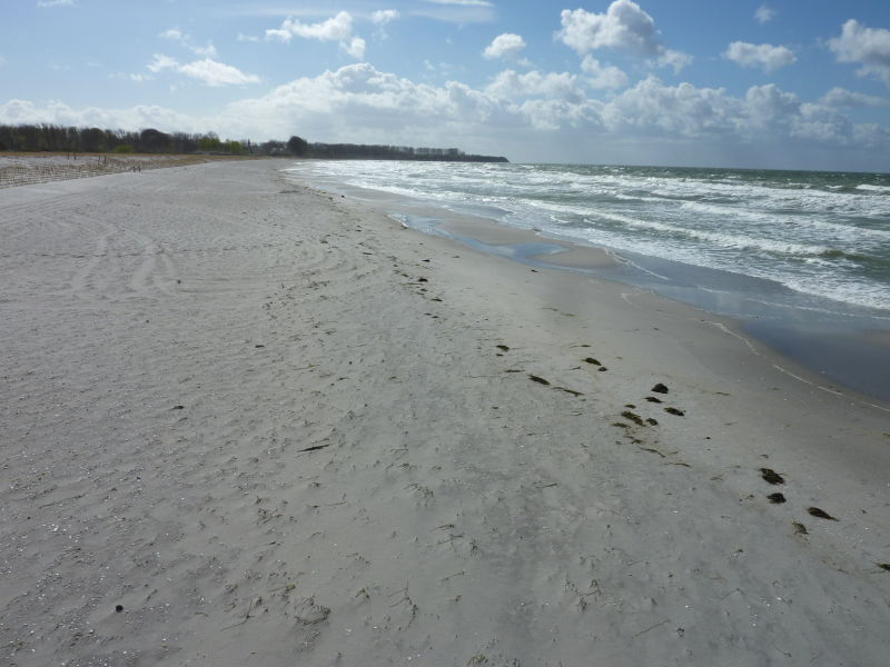 Ferienwohnung *Mein Platz am Meer*
