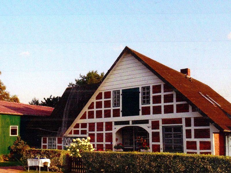 Ferienhaus hinterm Deich in Balje