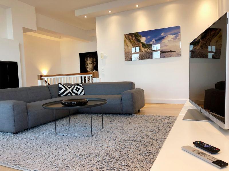 """Luxus-Ferienwohnung """"Küstenblick"""" in der Villa Claire"""