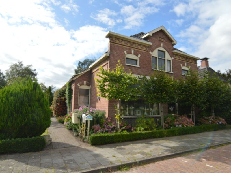 Villa Hunze Cottage groundfloor
