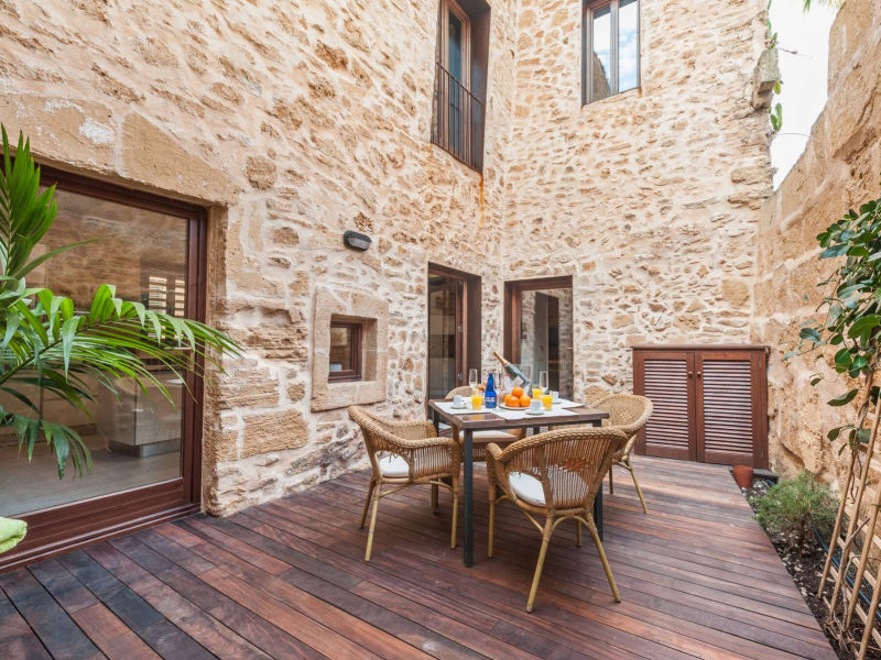 Villa Ferienhaus Casa Sa Pedra