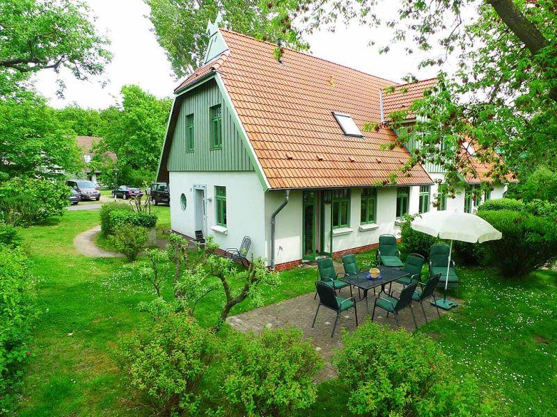 Ferienhaus STRANDPERLE Sanddornhof 3a
