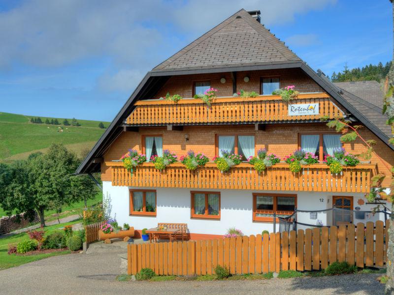 Ferienwohnung Tanne - Rotenhof Fam. Schneider