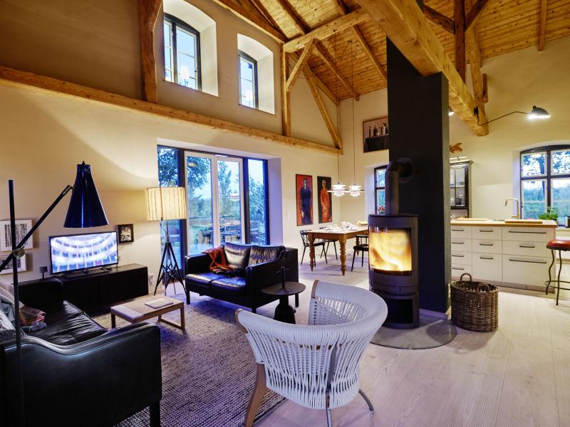 Ferienhaus Fjorde Sieseby Cottage