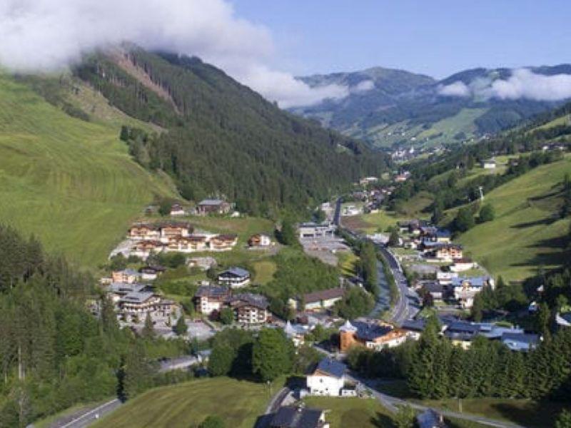 Apartment Alpenresort Saalbach E2