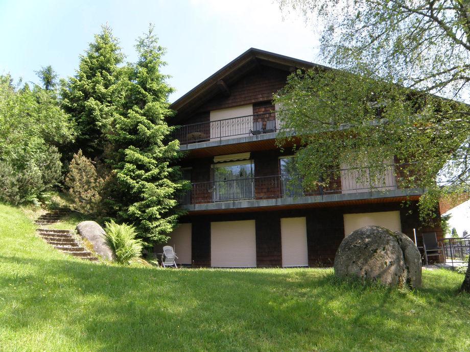 Weiherhaus in summer
