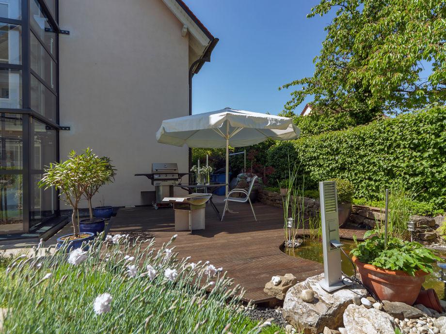 Studio Ferienwohnung Im Ferien Domizil Am Bodensee Hagnau