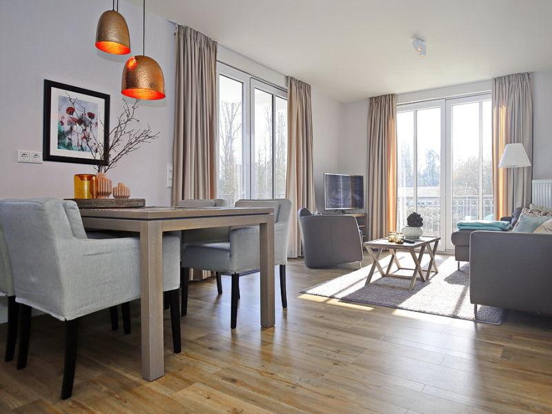 Ferienwohnung Residenz von Flotow Wohnung 08