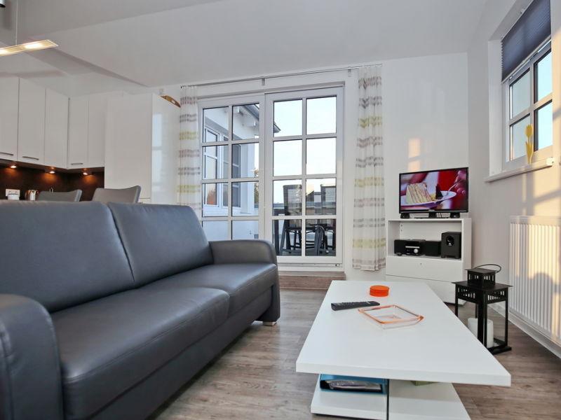 Ferienwohnung Residenz von Flotow Wohnung 18