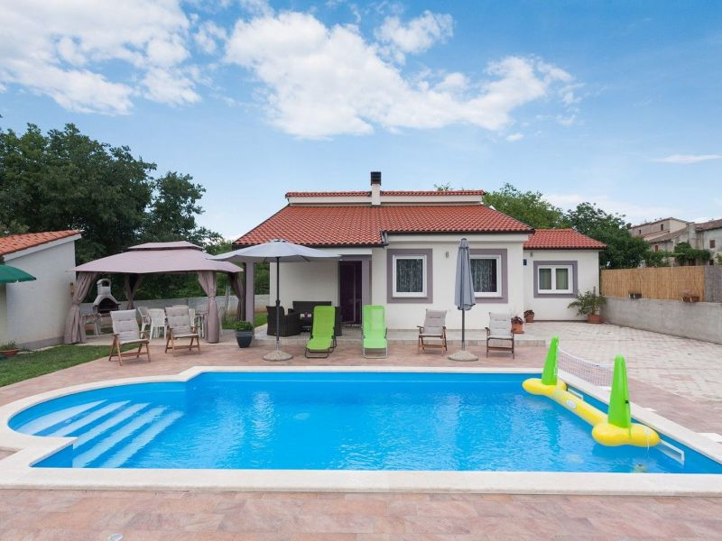 Ferienhaus Dalia  für Familienurlaub