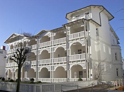 Das Meerblick-Appartement im Ostseebad Binz