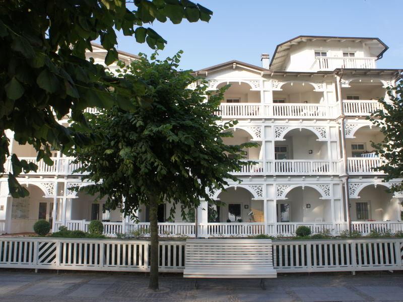 Ferienwohnung im Meerblick-Appartement Binz
