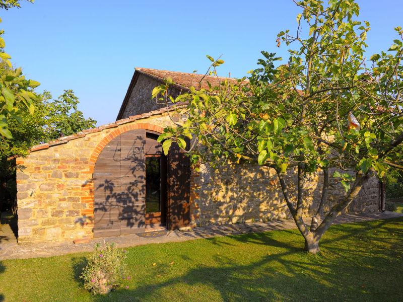 Ferienwohnung Villa Scarzuola