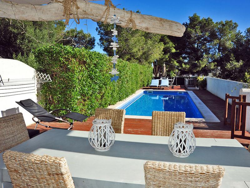 Ferienwohnung mit eigenem Pool ID 2731
