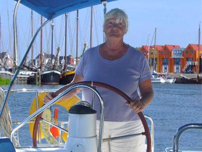 Ihr Gastgeber Gerda Braamhorst