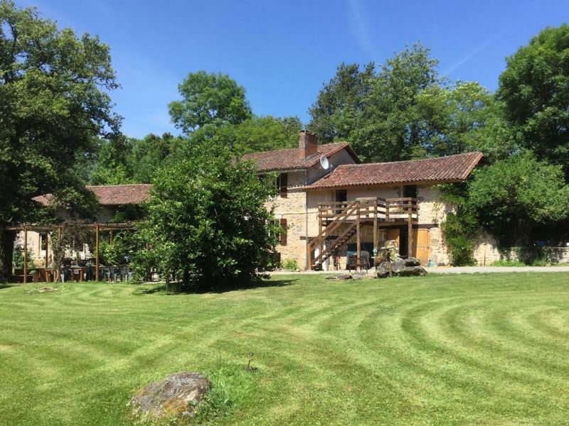 Ferienhaus Le grand Moulin