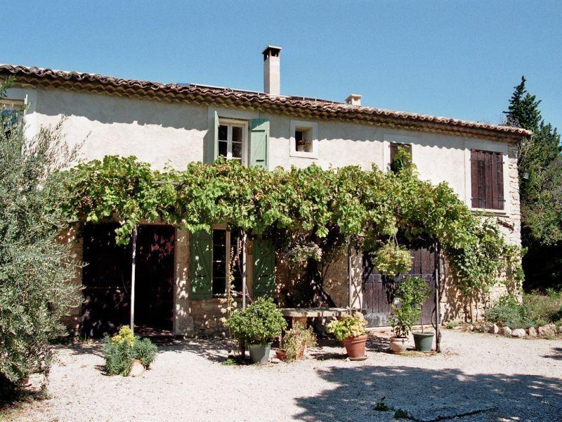 Ferienhaus Mas la vieille Vigne