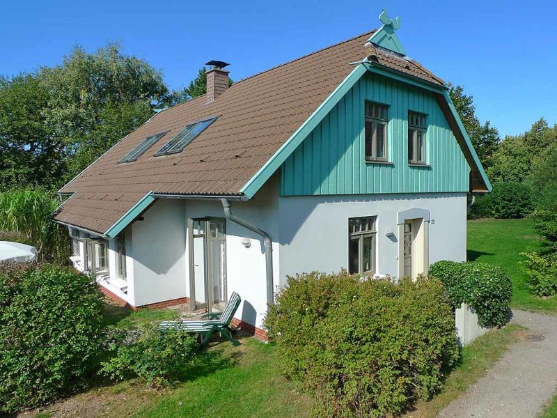 Ferienhaus STRANDPERLE Sanddornhof 8b