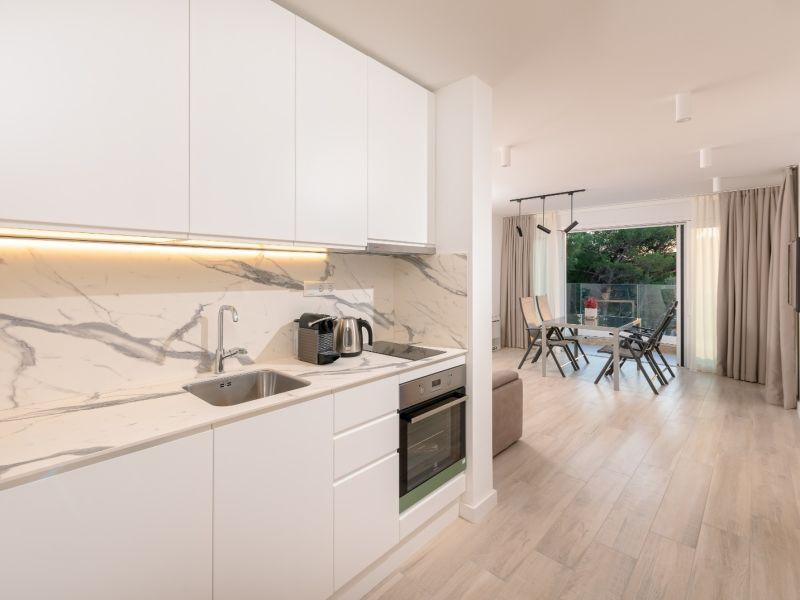 Ferienwohnung Promajna Villa 01 - Apartment 2 (2+2, 1.Stockwerk)