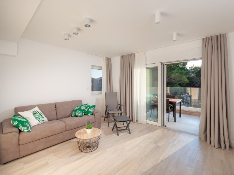 Ferienwohnung Promajna Villa  01 - Apartment 3 (4+2, 1.Stockwerk)