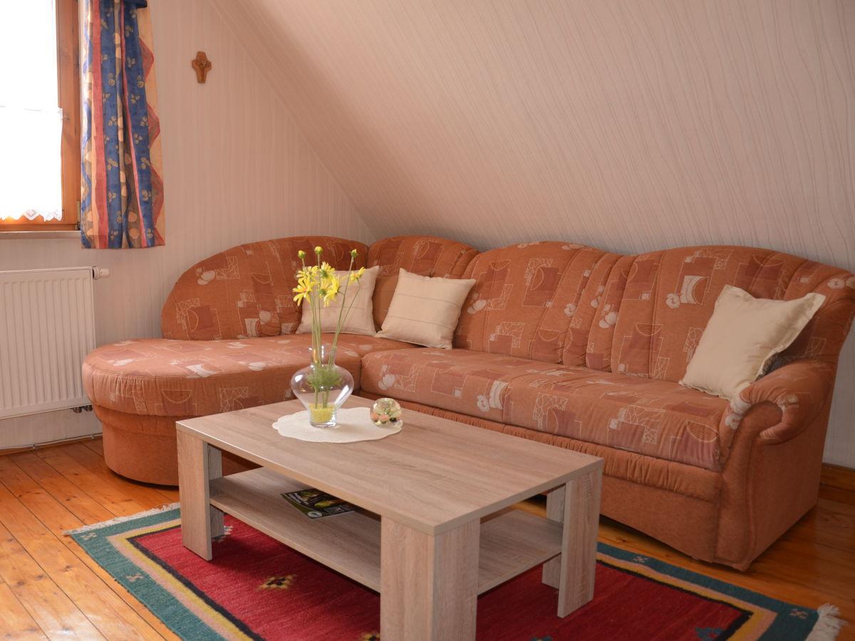 ferienwohnung familie hagel oberes maintal frau renate. Black Bedroom Furniture Sets. Home Design Ideas