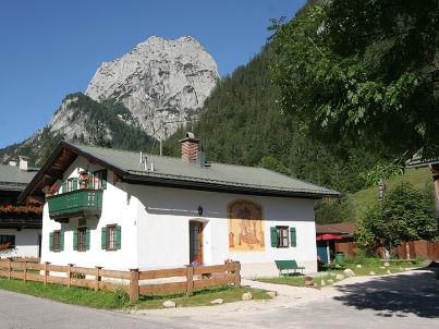 Alte Holzstube
