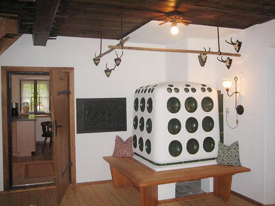 Ferienhaus Alte Holzstube Ramsau Berchtesgaden Anton