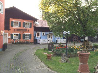 Gästehaus Gut Lanzmühl