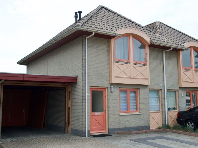 Ferienhaus 142 - Kustpark Village Scaldia