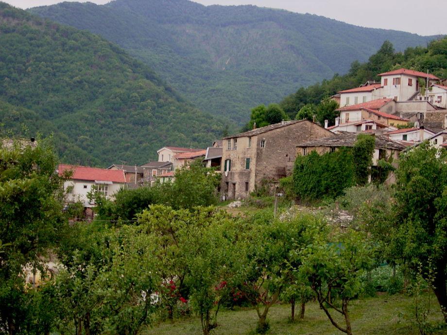 Casa Valle Verde und Umgebung.