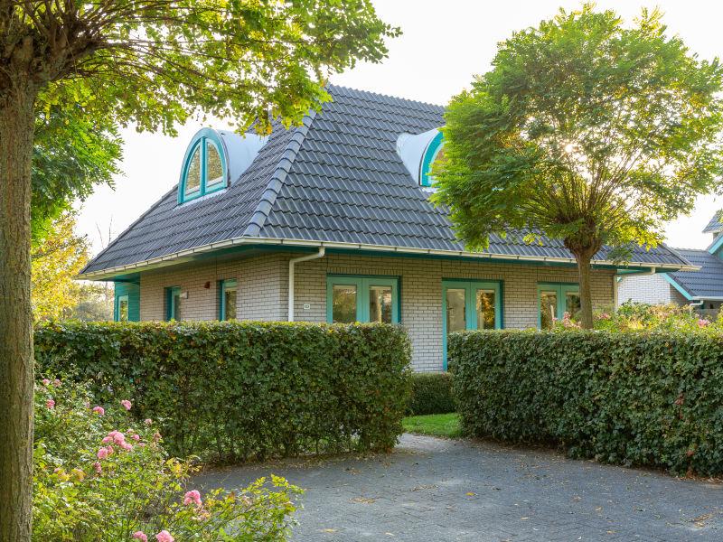 Ferienhaus 132 - Kustpark Village Scaldia