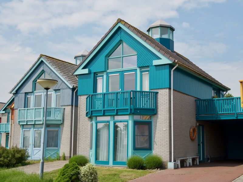Ferienhaus 173 - Kustpark Village Scaldia